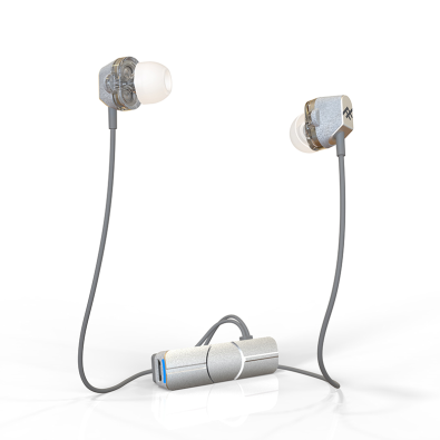 TJM - IFROGZ Audio IMPULSE DUO Dual Driver Wireless Earbuds (White) Ifrogz Headset Mic Wiring Diagram on